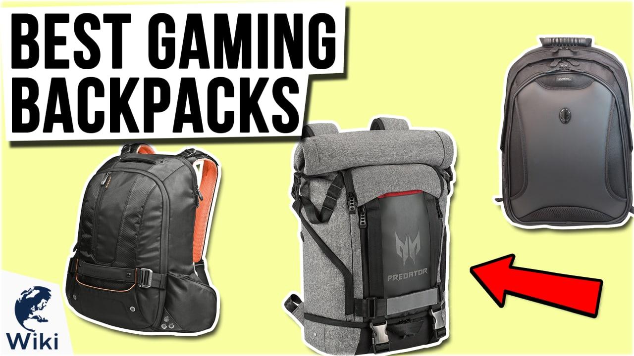 10 Best Gaming Backpacks