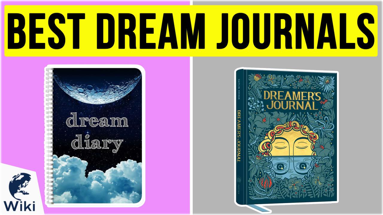 10 Best Dream Journals