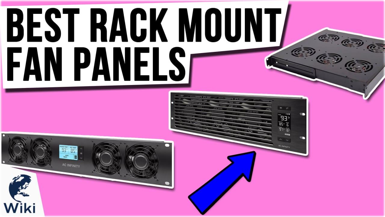 10 Best Rack Mount Fan Panels