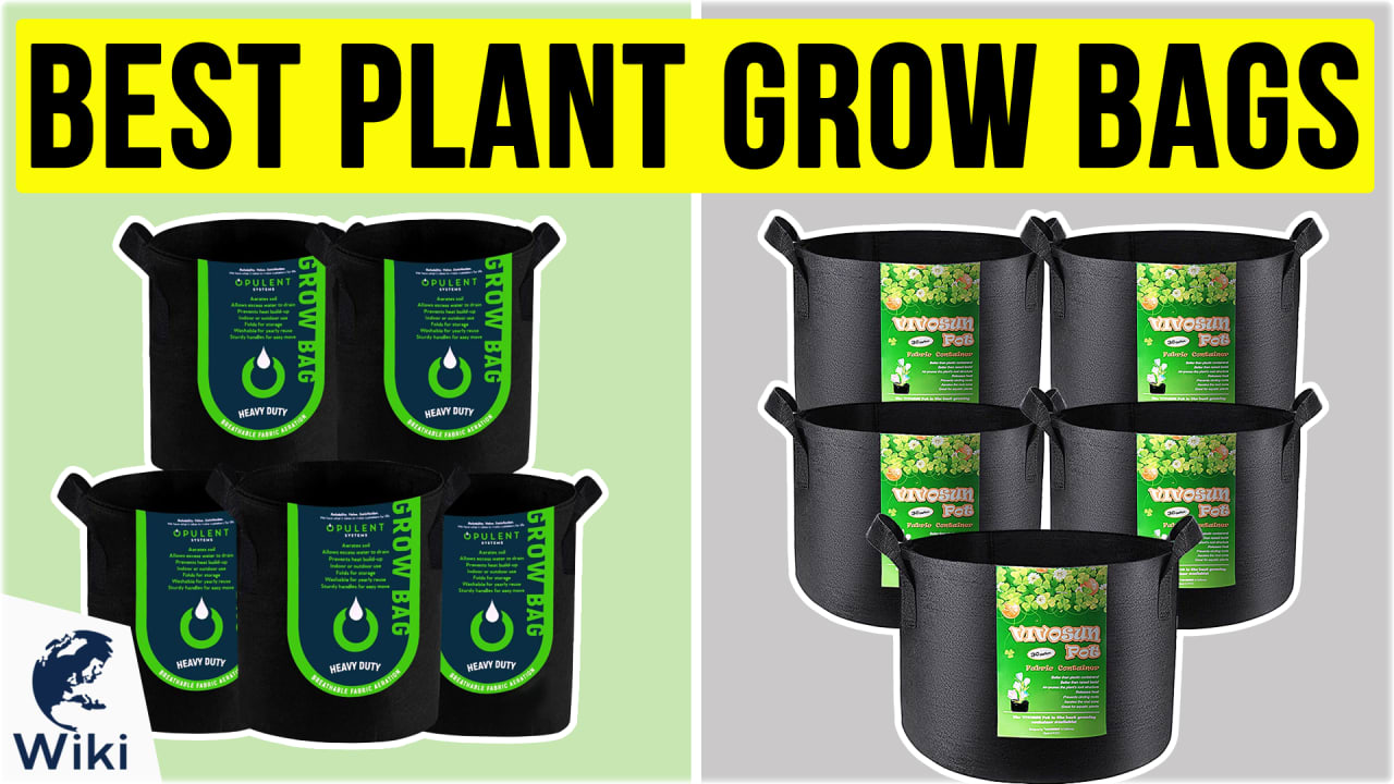 8 Best Plant Grow Bags