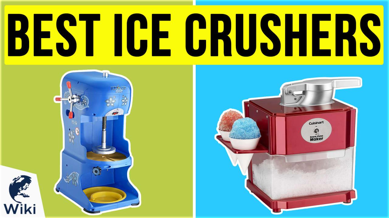 10 Best Ice Crushers