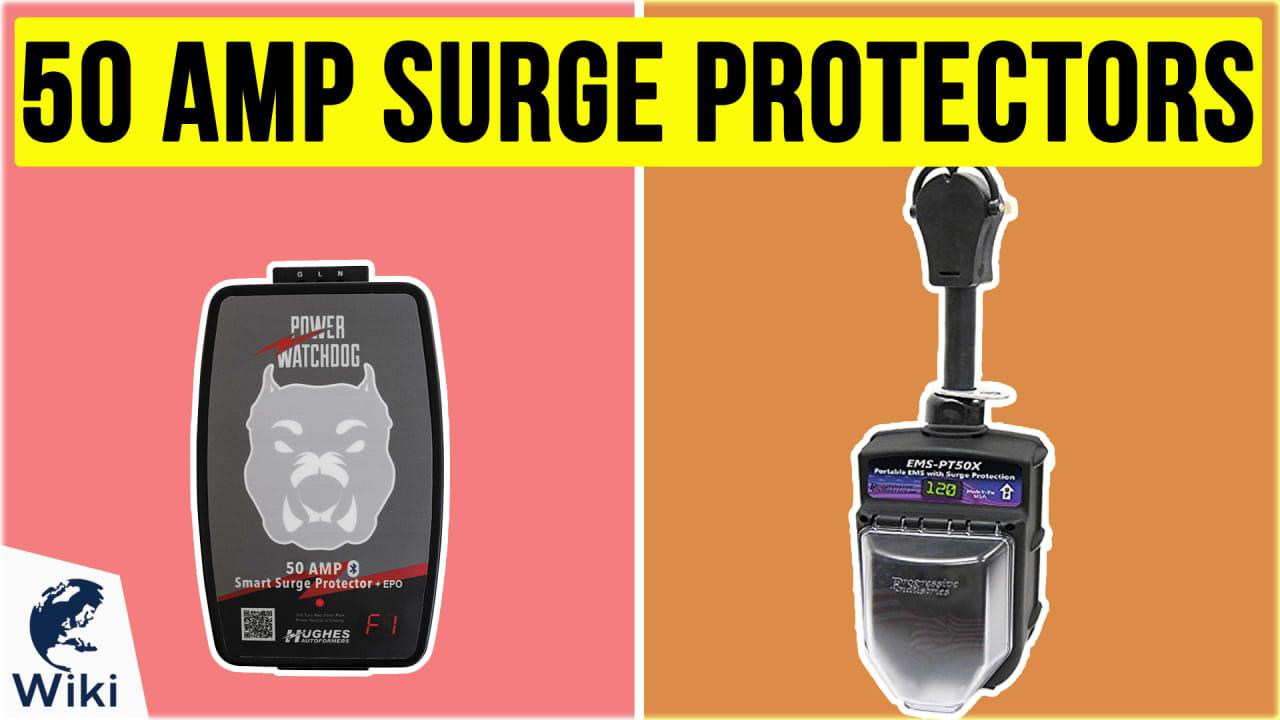 7 Best 50 Amp Surge Protectors