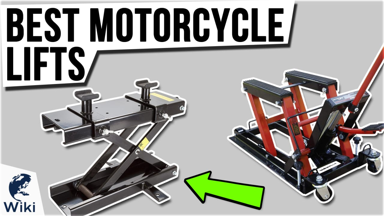 9 Best Motorcycle Lifts