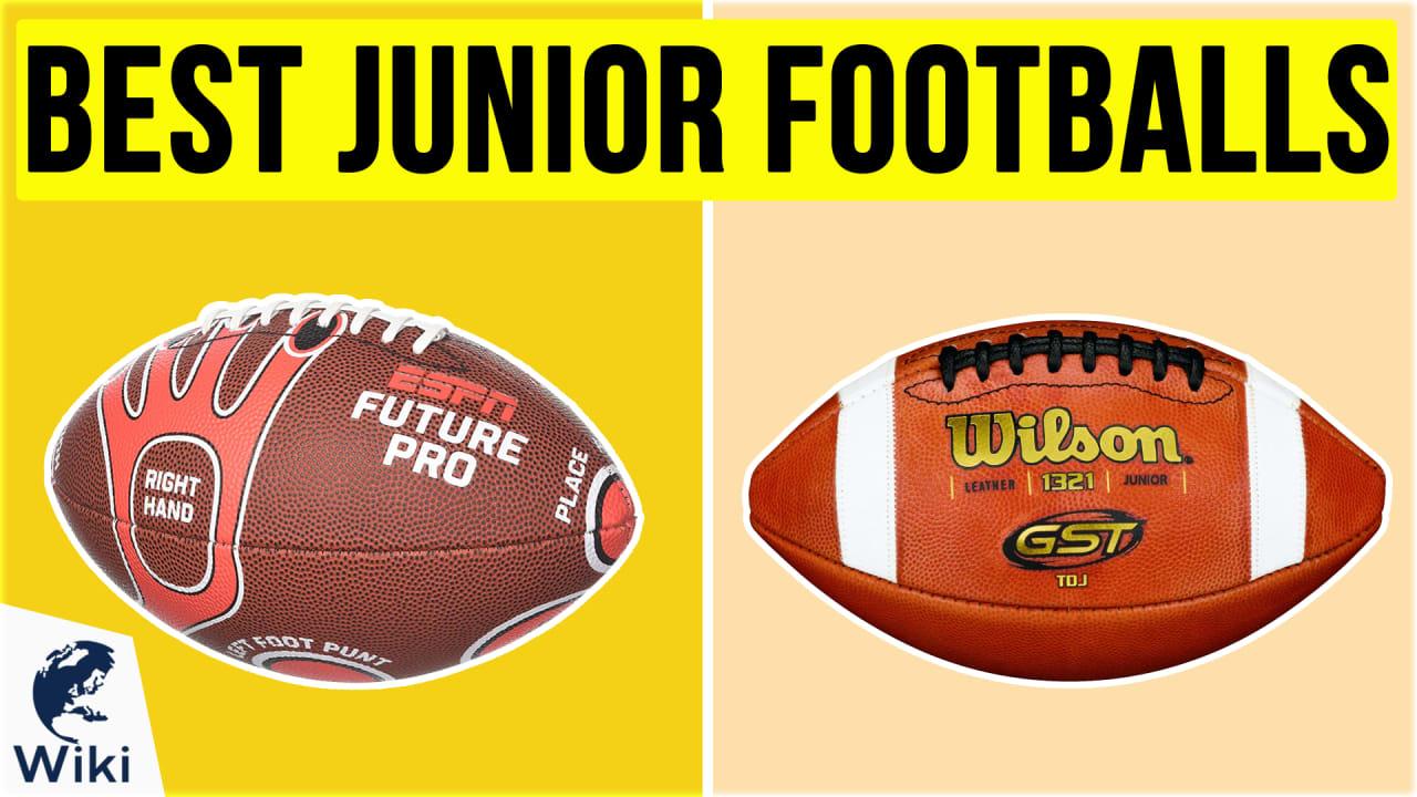 10 Best Junior Footballs