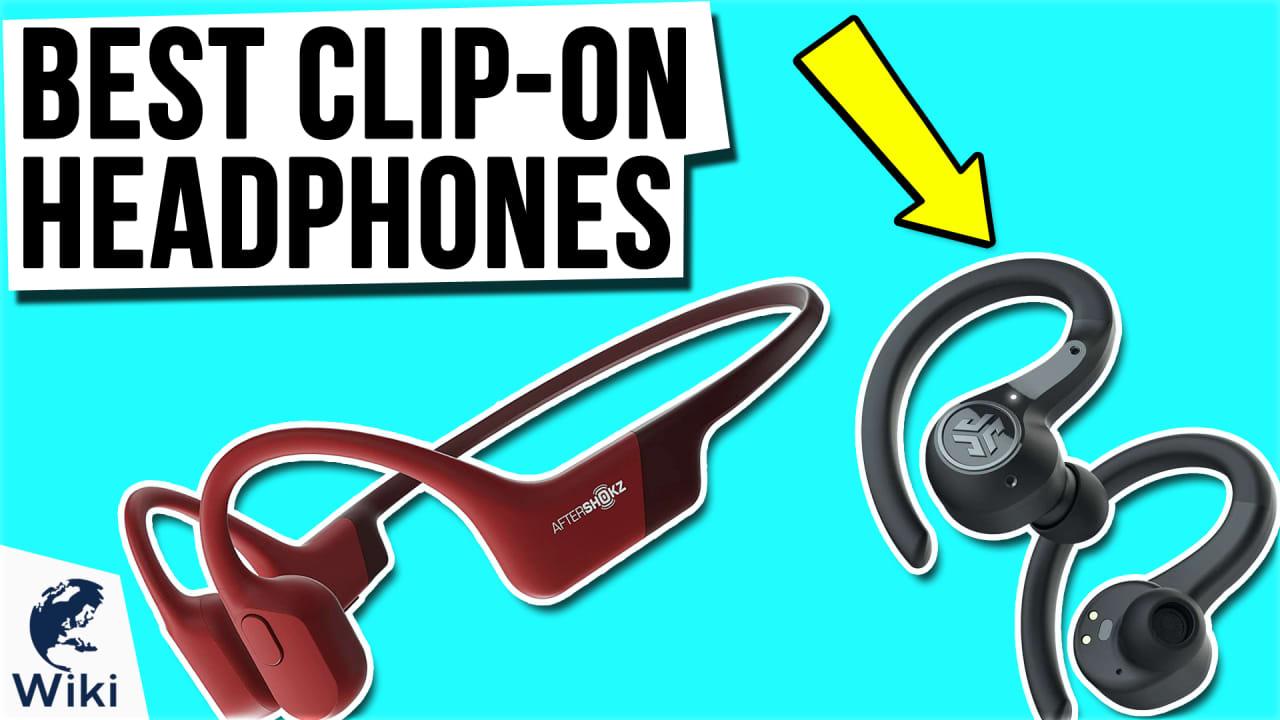 10 Best Clip-on Headphones