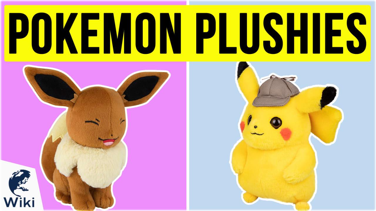 10 Best Pokemon Plushies