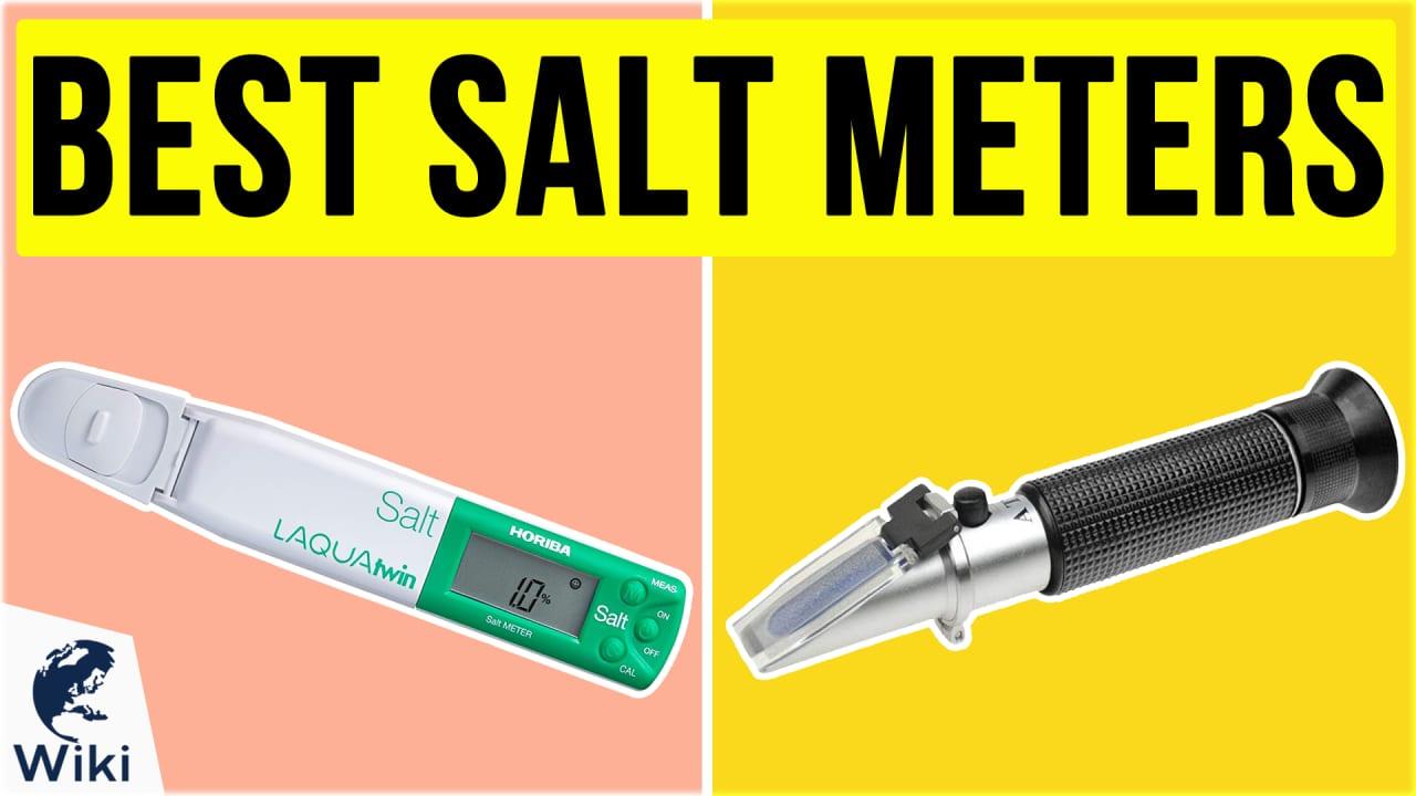 8 Best Salt Meters
