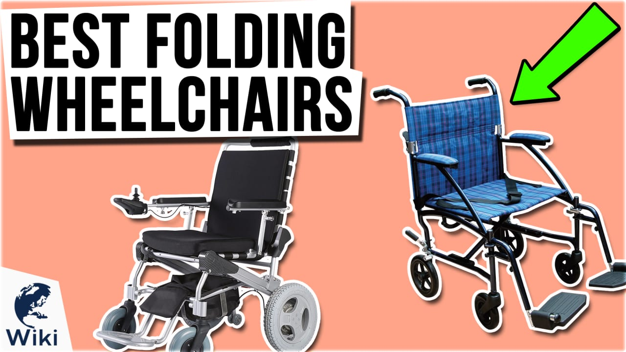 10 Best Folding Wheelchairs