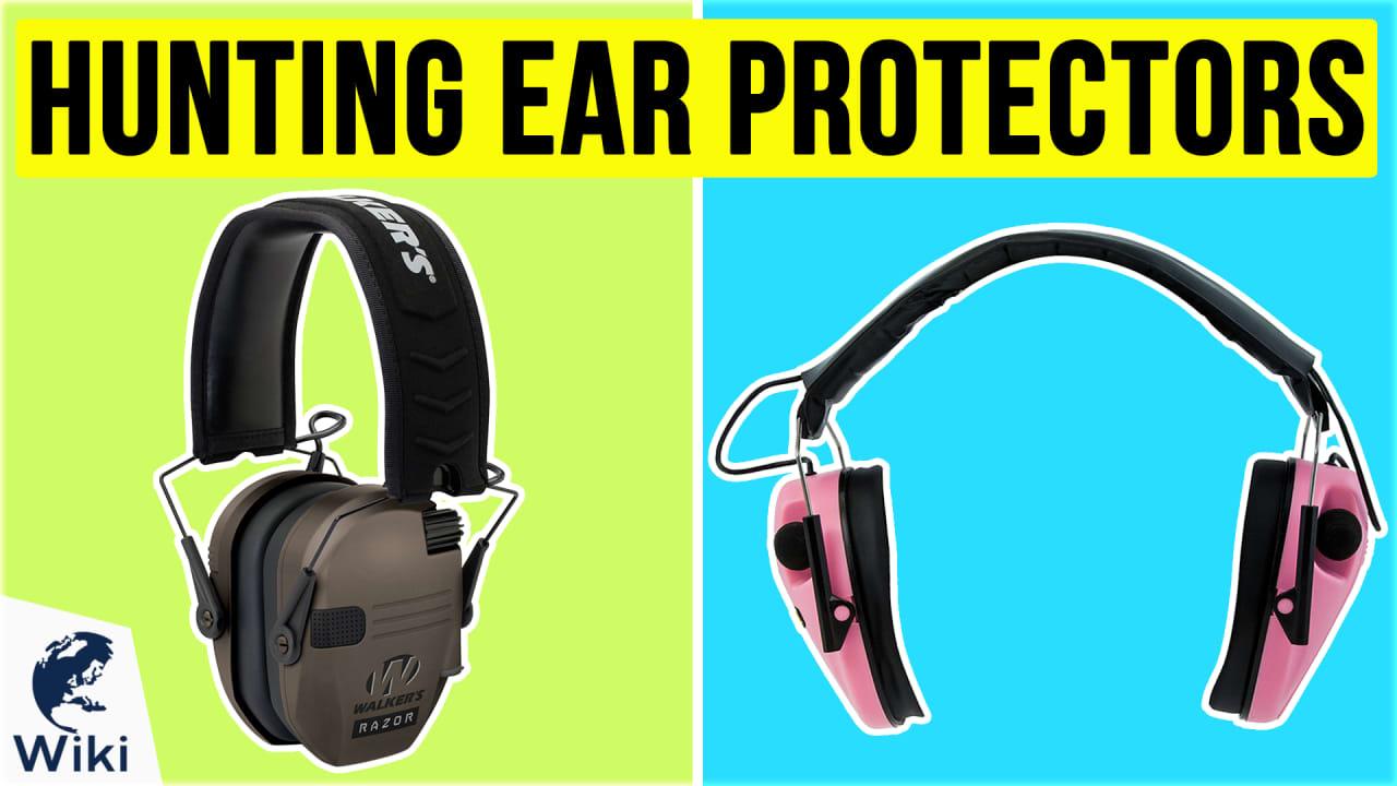 10 Best Hunting Ear Protectors
