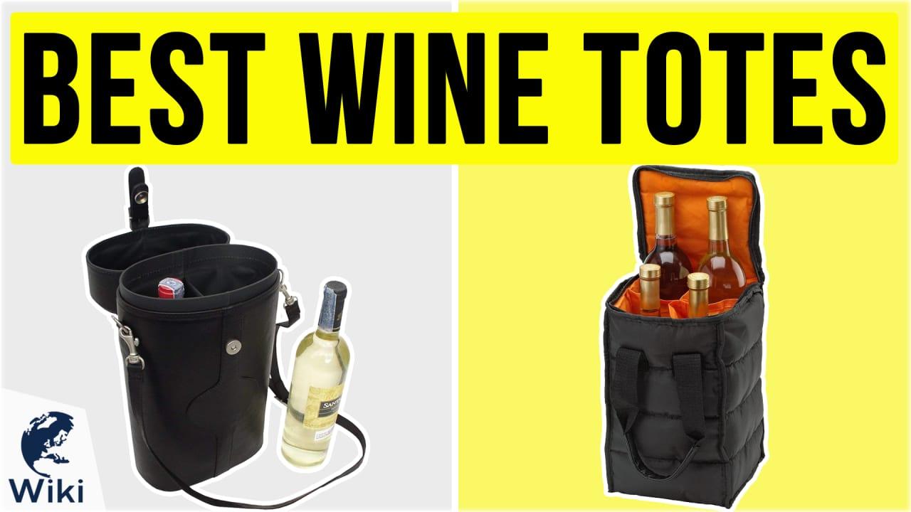 10 Best Wine Totes