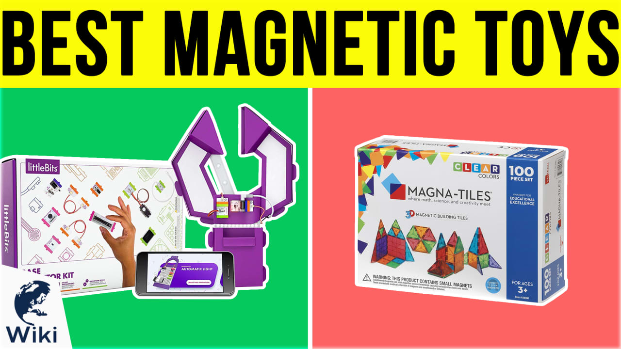 10 Best Magnetic Toys