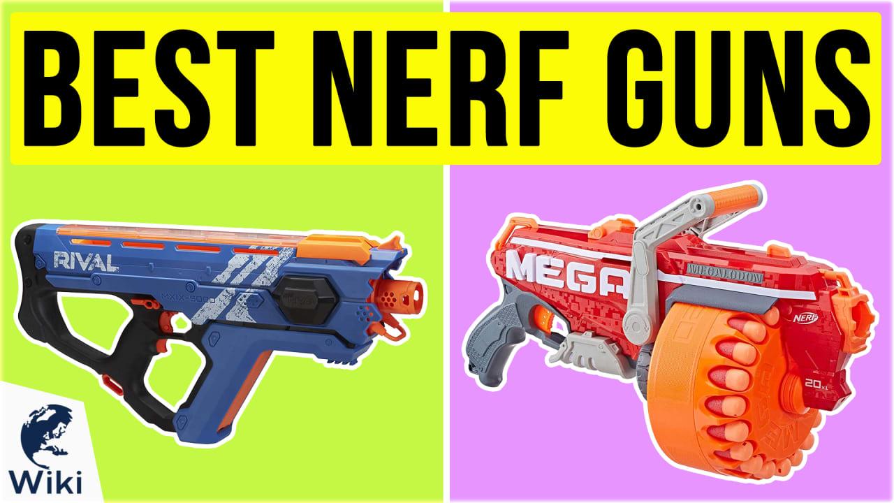 10 Best Nerf Guns