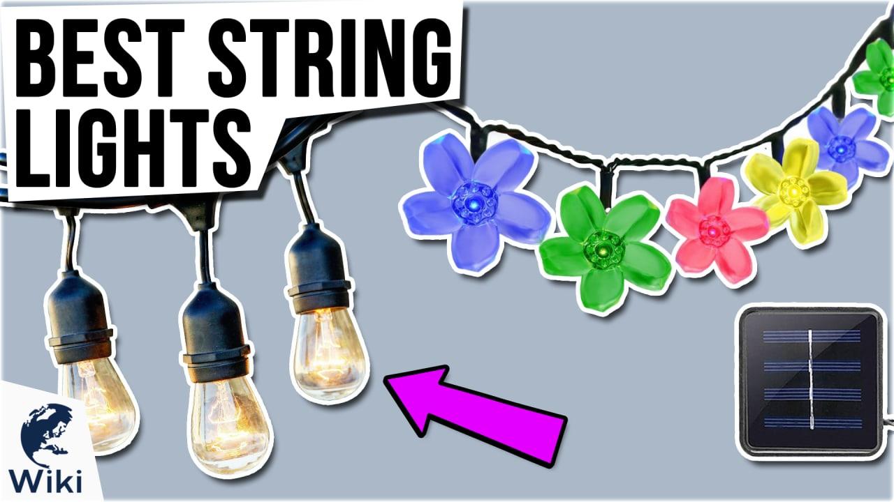 10 Best String Lights