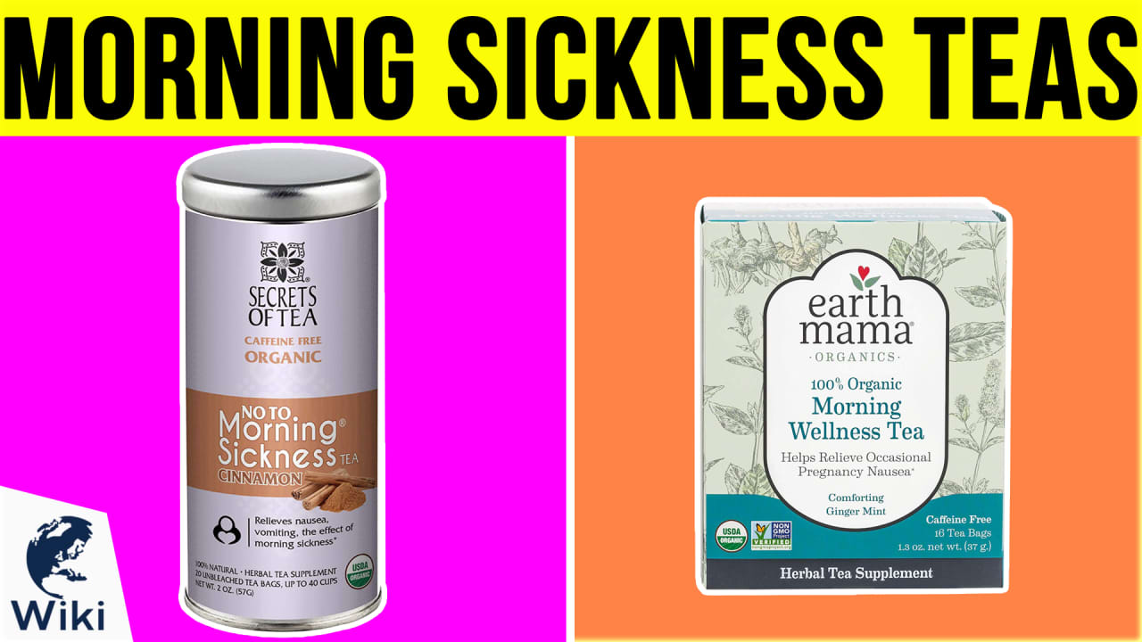 8 Best Morning Sickness Teas