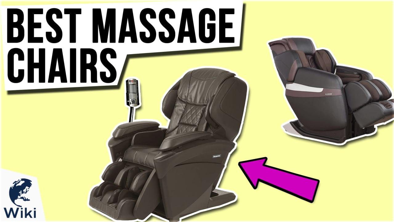 10 Best Massage Chairs