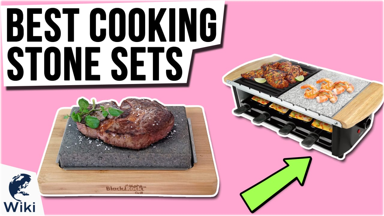 5 Best Cooking Stone Sets
