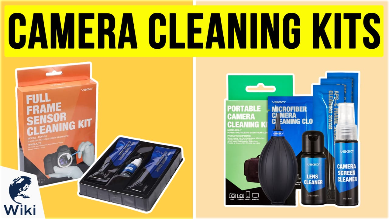 8 Best Camera Cleaning Kits