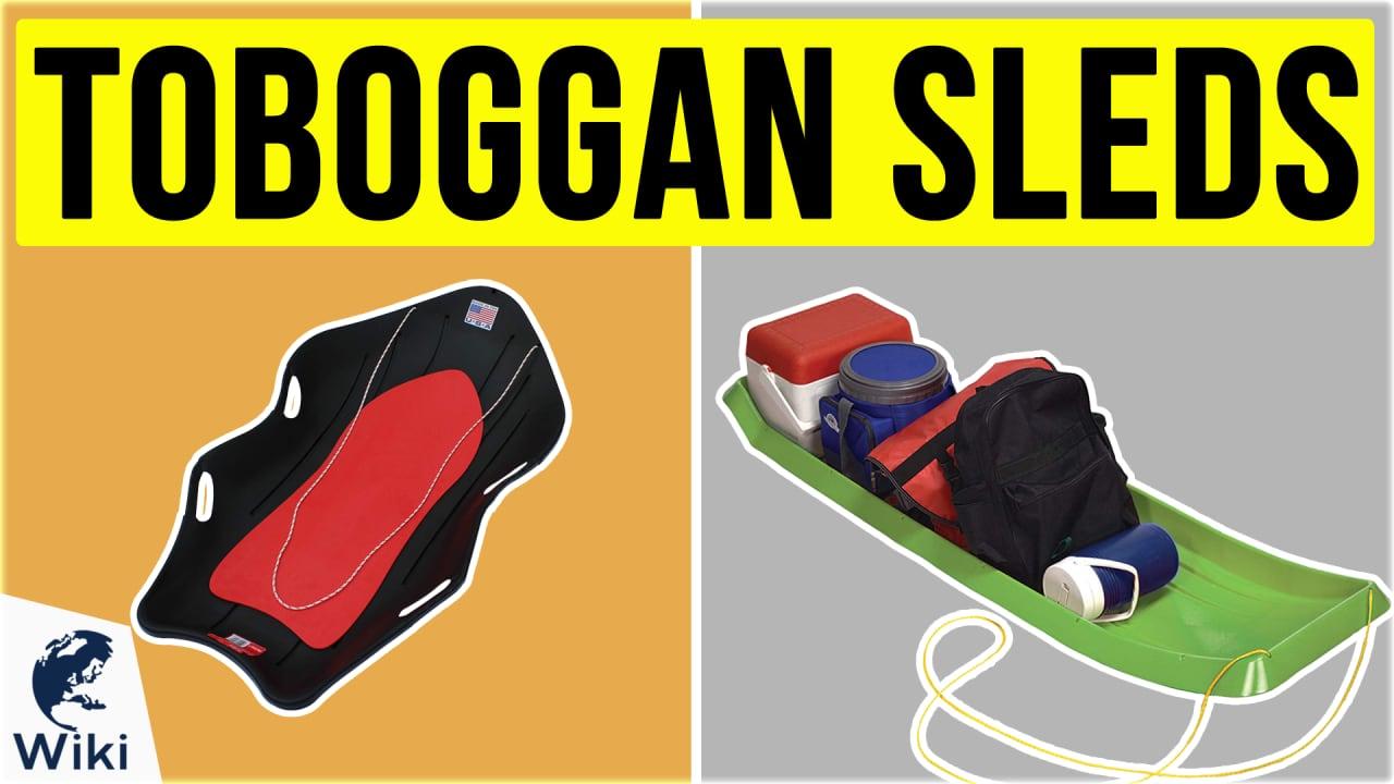 7 Best Toboggan Sleds