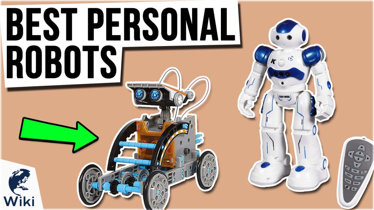 10 Best Personal Robots