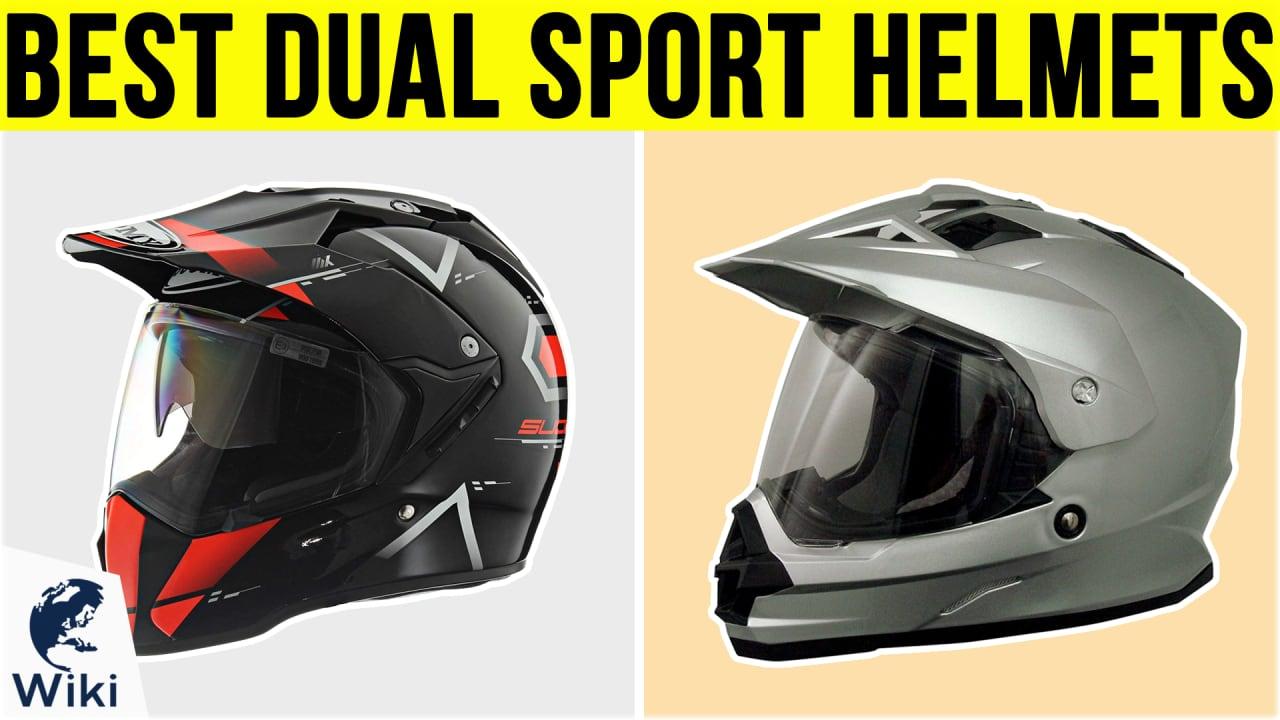 10 Best Dual Sport Helmets