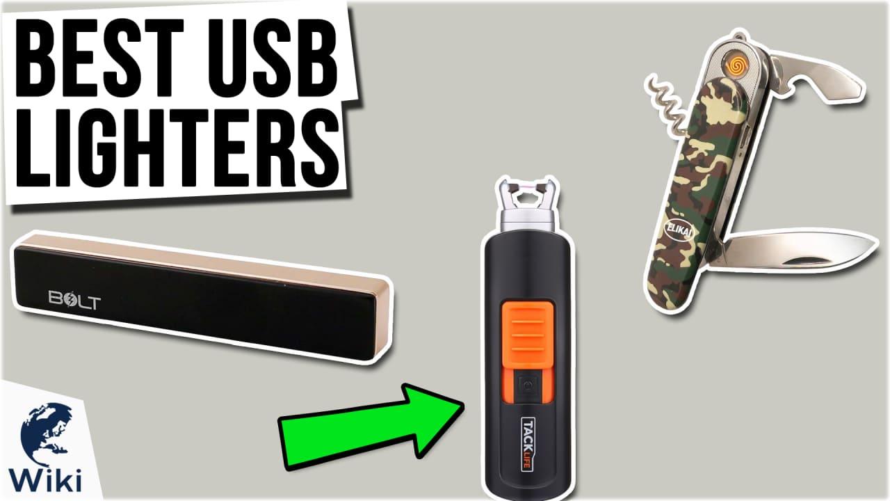 9 Best USB Lighters