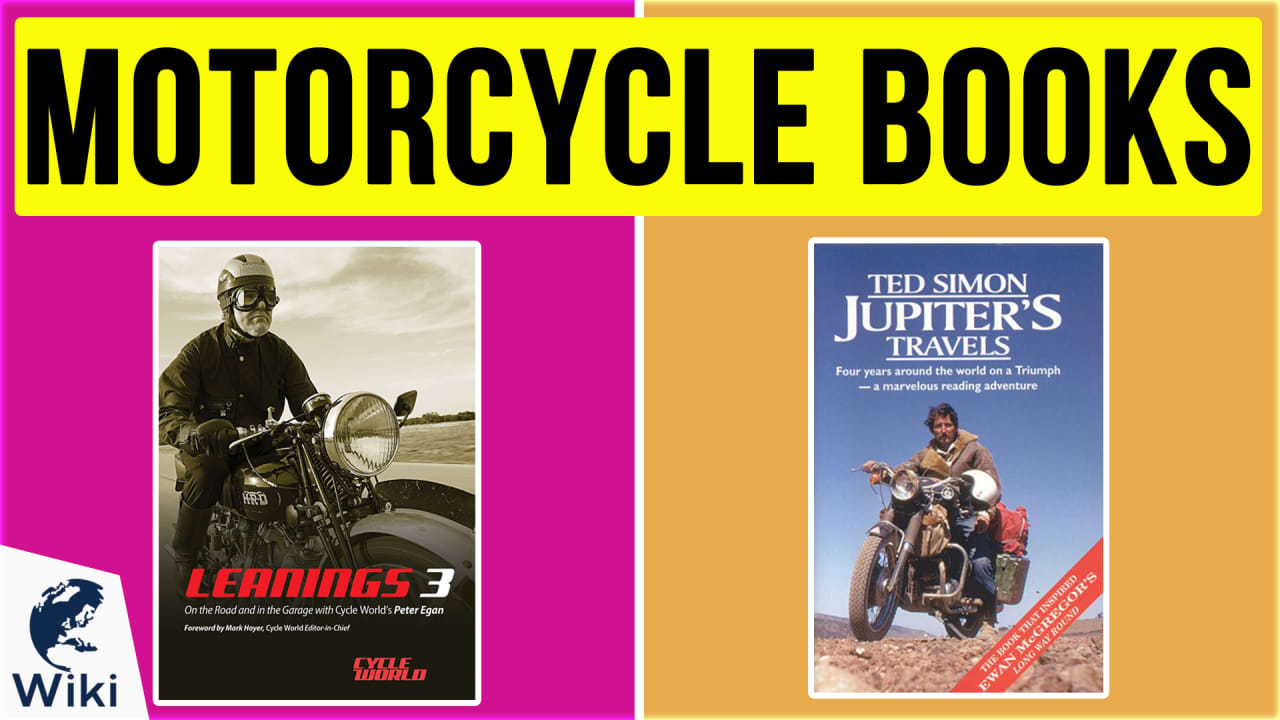 10 Best Motorcycle Books