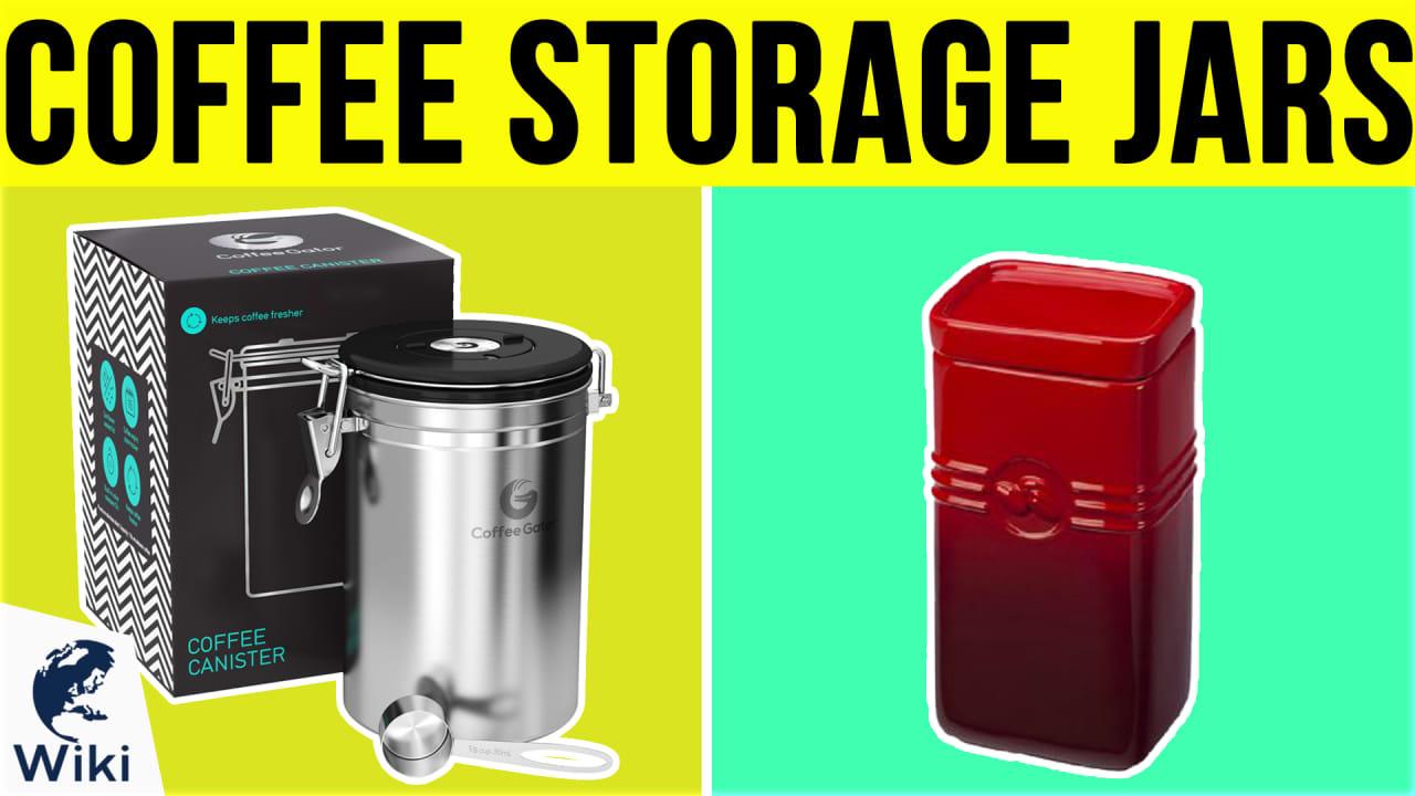 10 Best Coffee Storage Jars