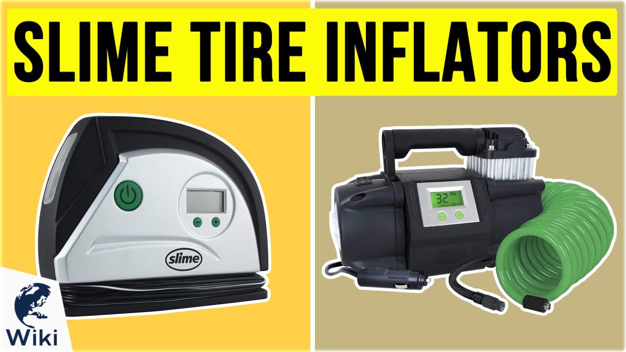 10 Best Slime Tire Inflators