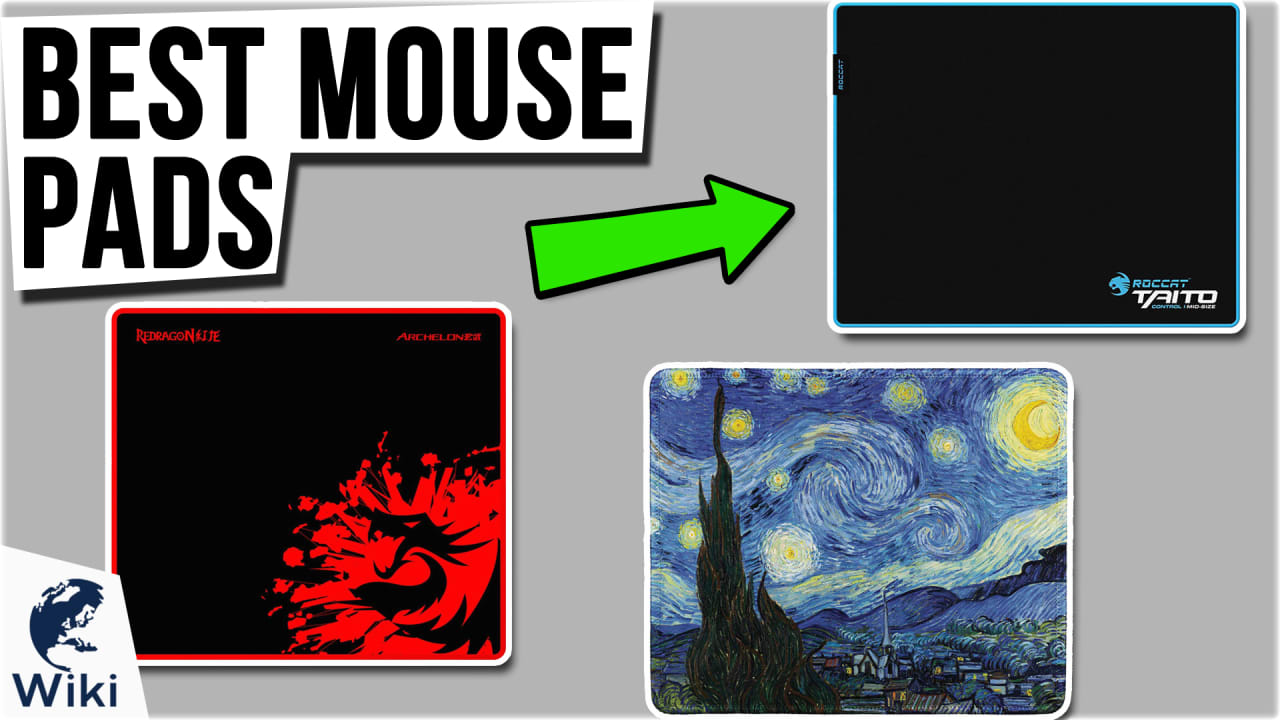 10 Best Mouse Pads