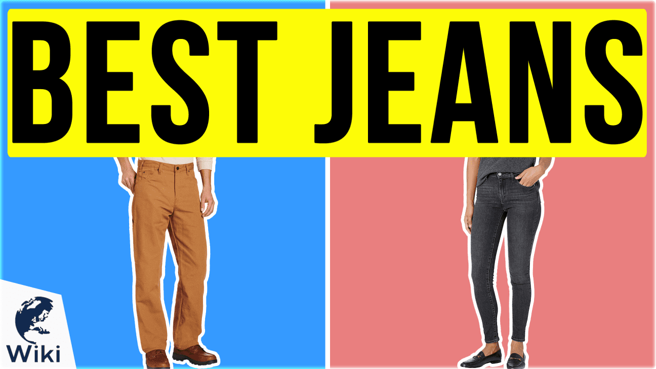 10 Best Jeans