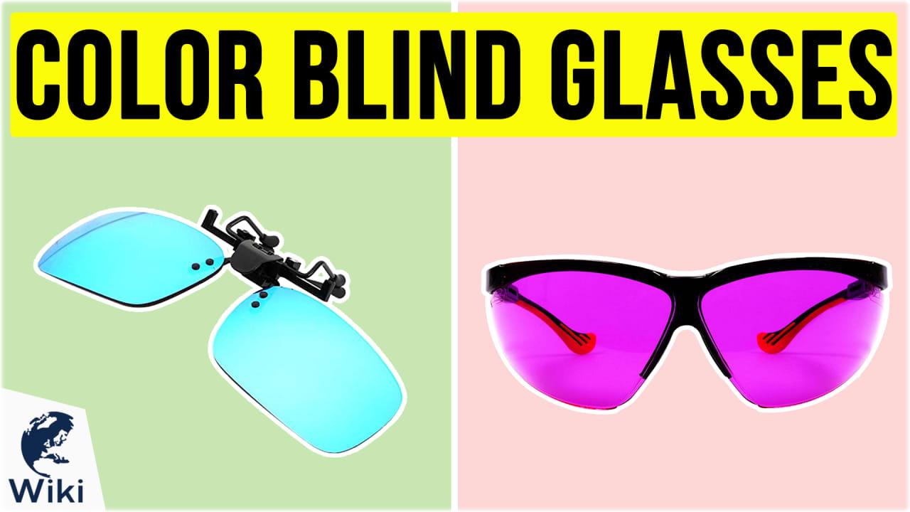 9 Best Color Blind Glasses