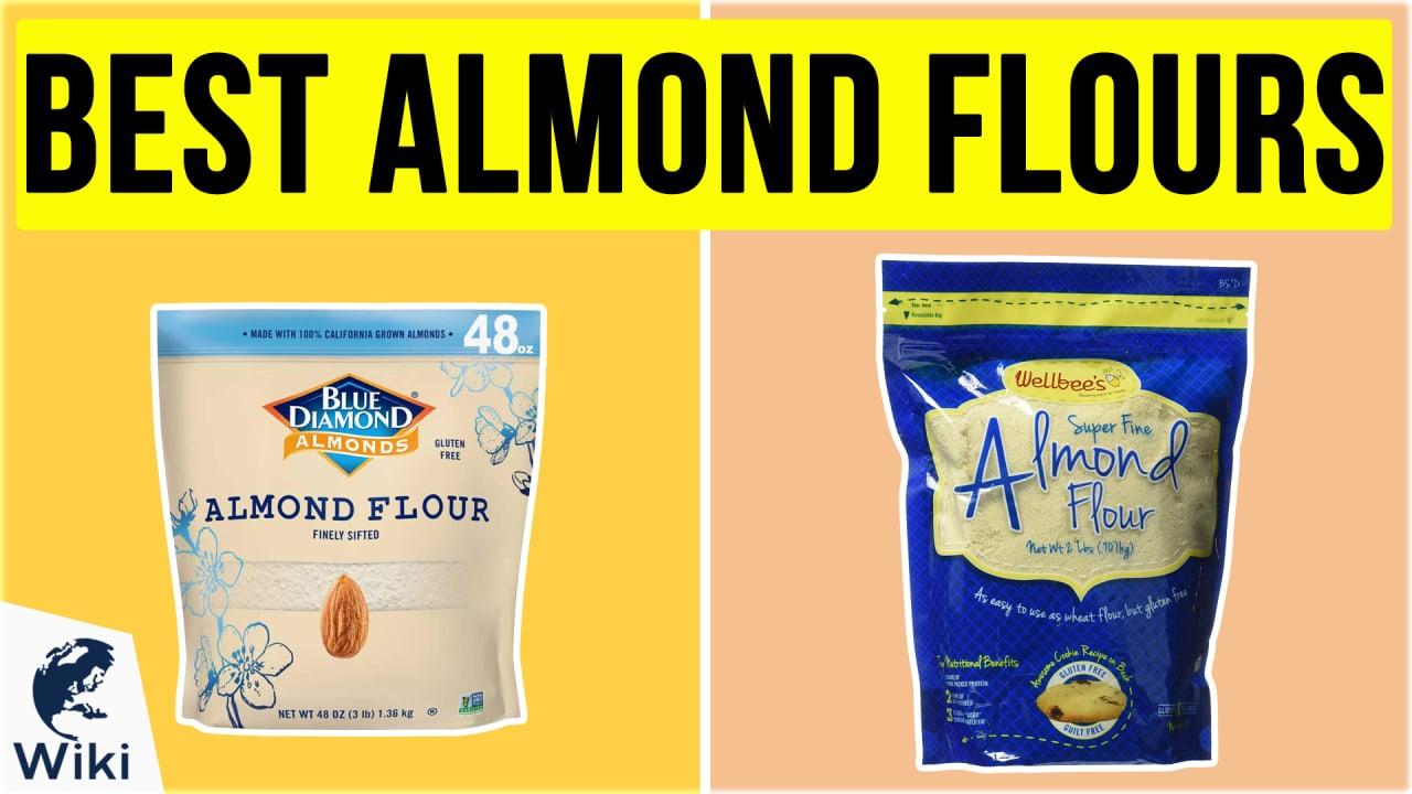 10 Best Almond Flours