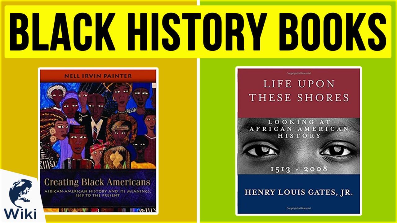 10 Best Black History Books
