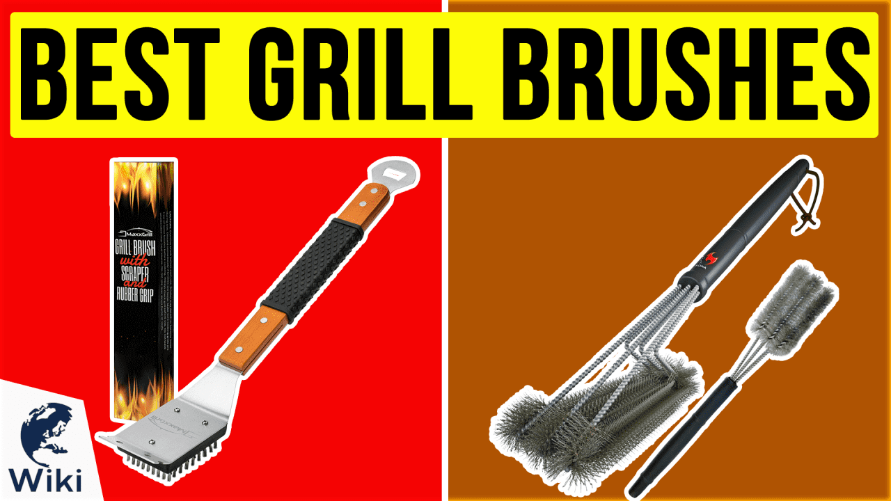 10 Best Grill Brushes