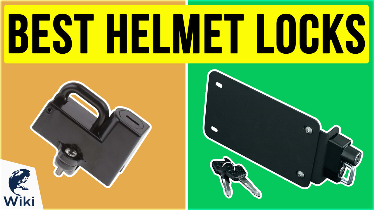 10 Best Helmet Locks