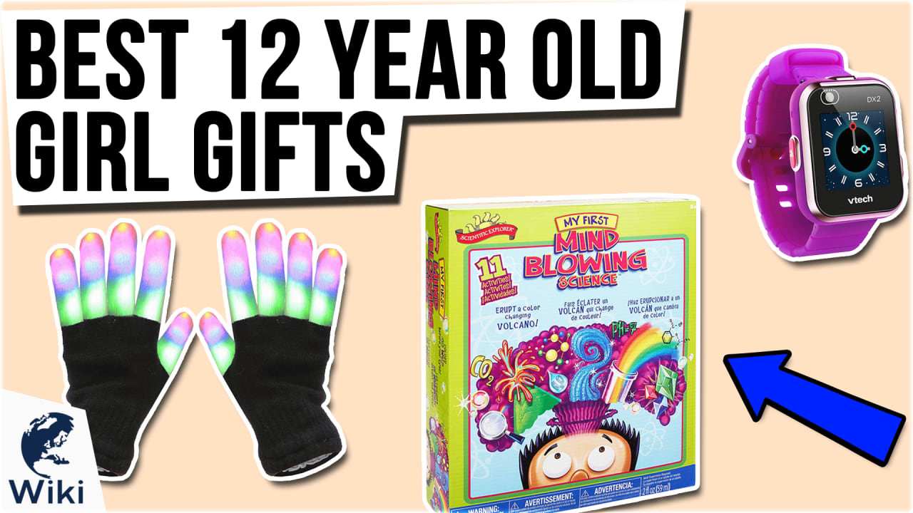 10 Best 12 Year Old Girl Gifts