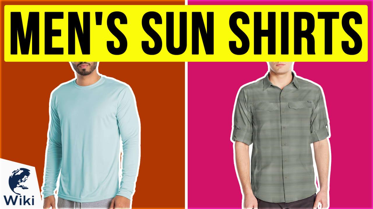 10 Best Men's Sun Shirts