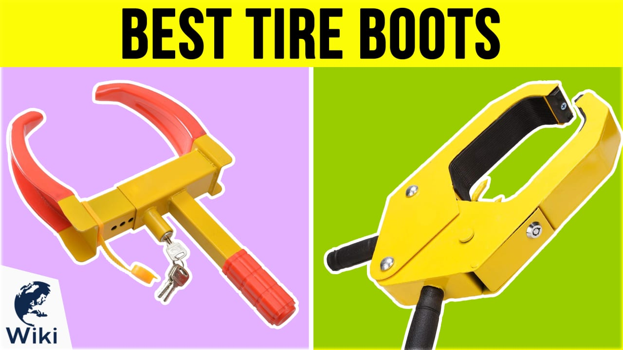 9 Best Tire Boots