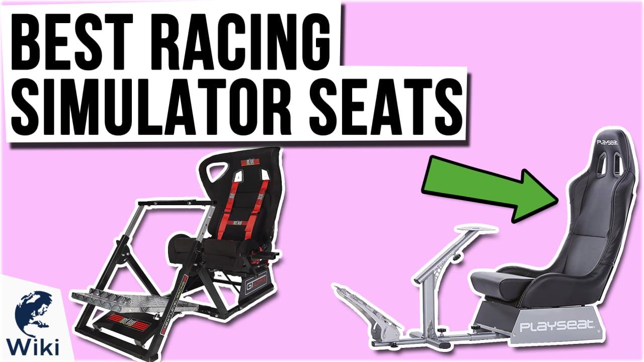 7 Best Racing Simulator Seats