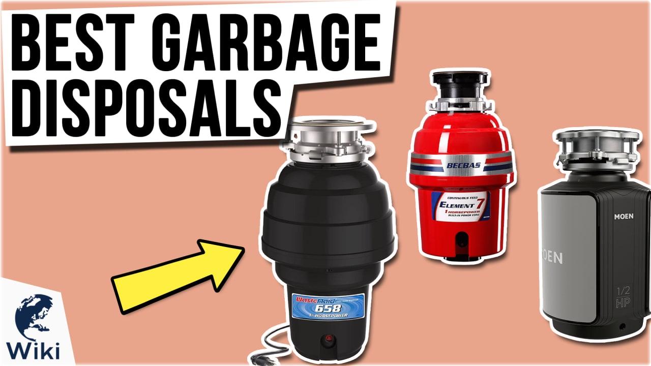 10 Best Garbage Disposals