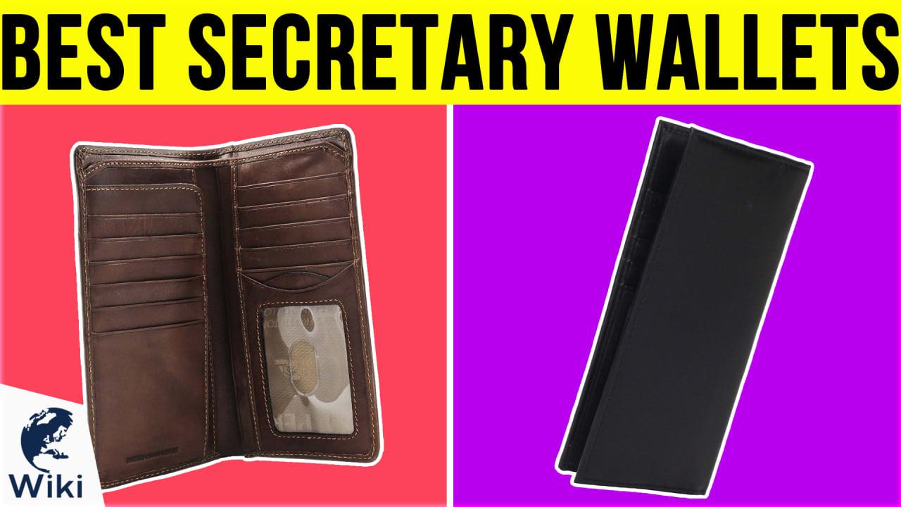 10 Best Secretary Wallets