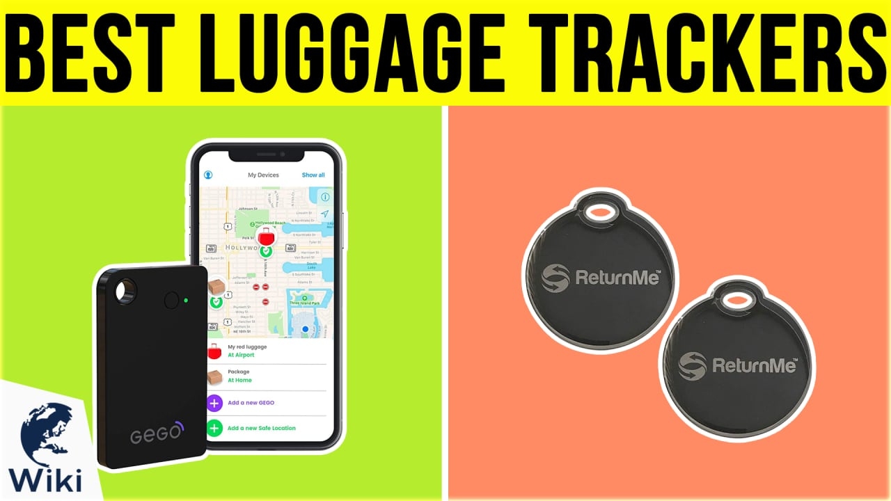 7 Best Luggage Trackers