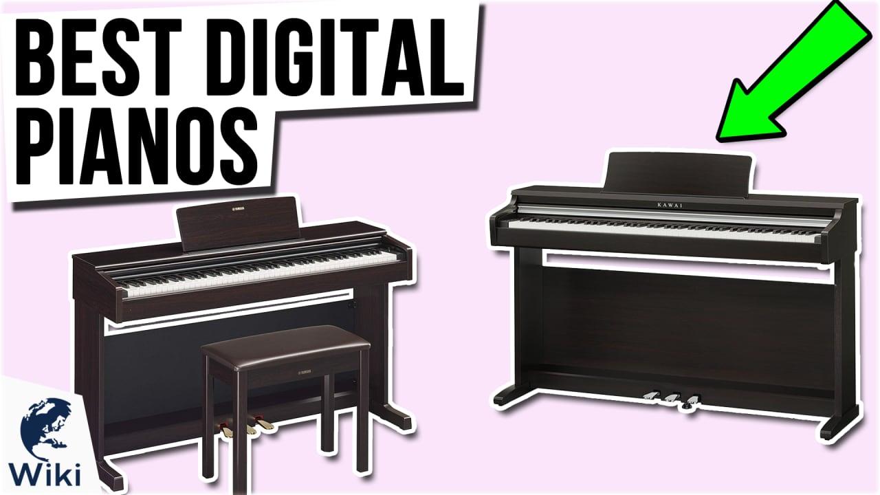 10 Best Digital Pianos