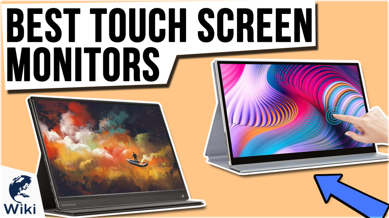 10 Best Touch Screen Monitors