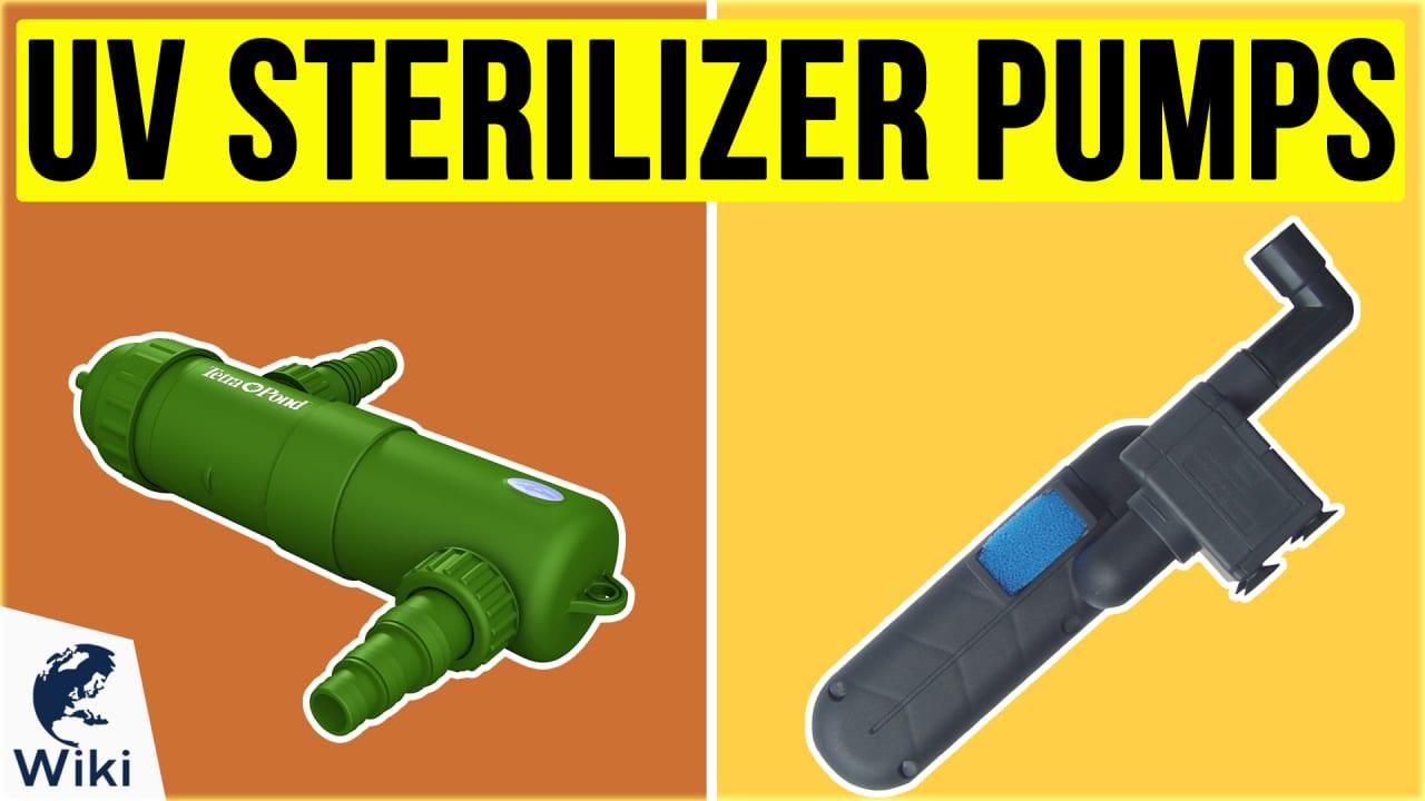 9 Best UV Sterilizer Pumps