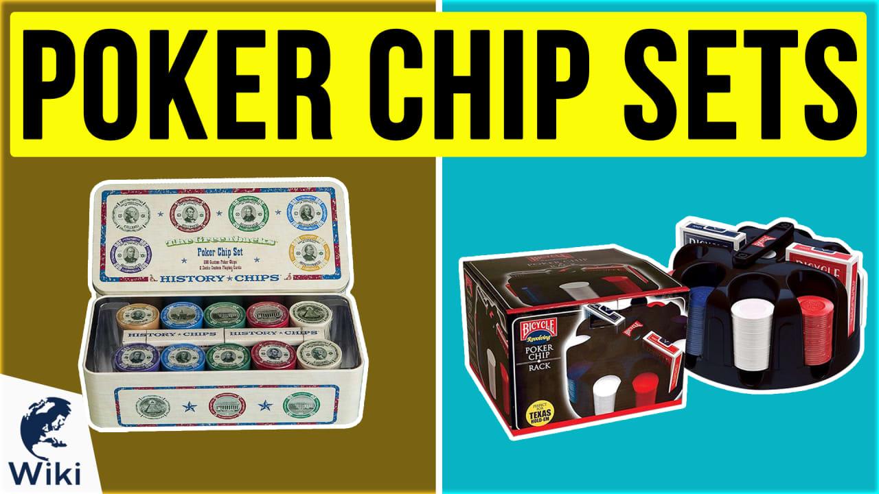 10 Best Poker Chip Sets