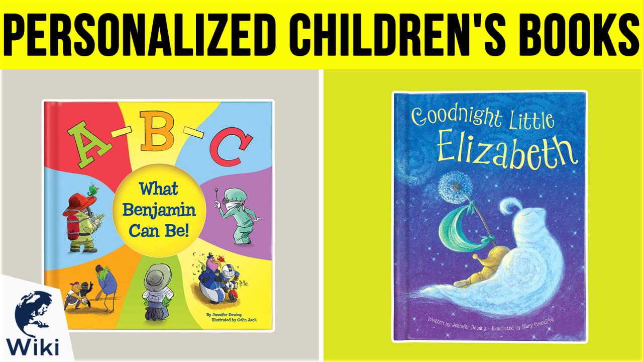 10 Best Personalized Children's Books