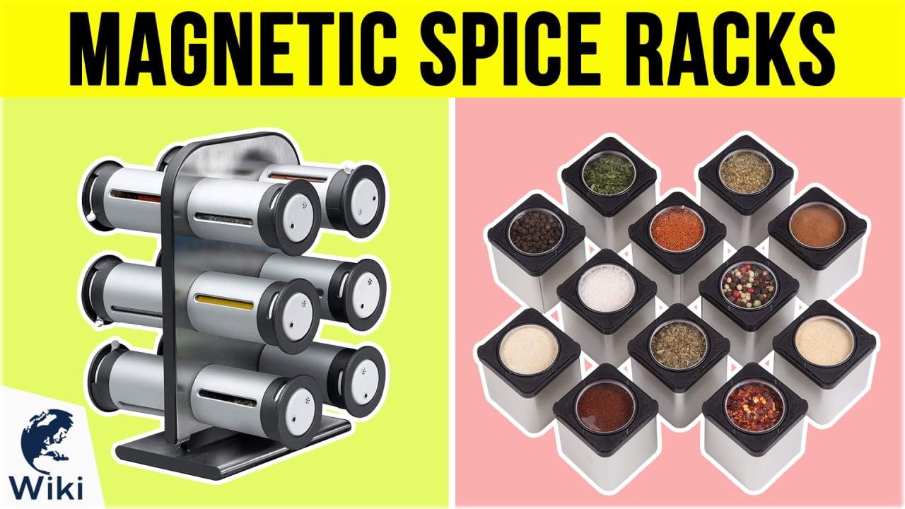 10 Best Magnetic Spice Racks