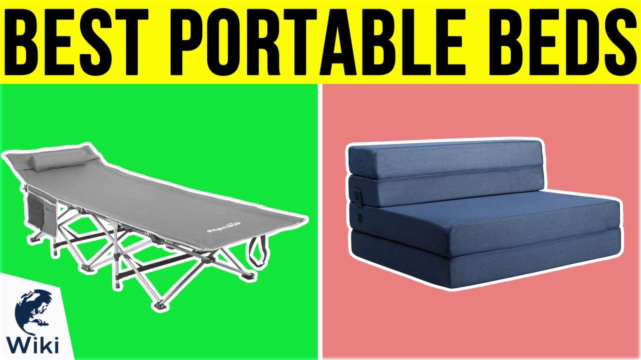 10 Best Portable Beds