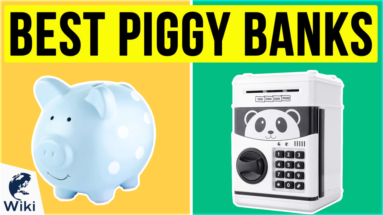 10 Best Piggy Banks